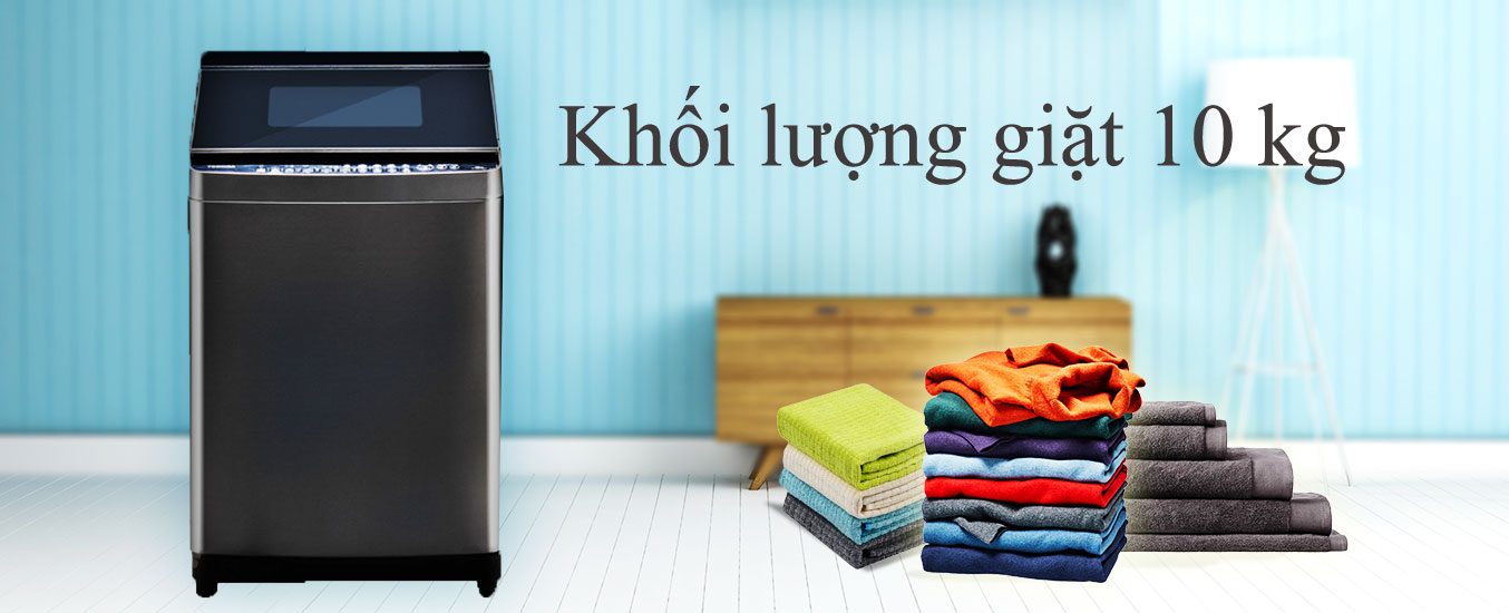 Máy giặt Toshiba AW-DUH1100 công nghệ siêu bọt khí nano
