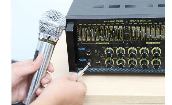 Micro có dây Zenbos MZ-328 bắt giọng tốt