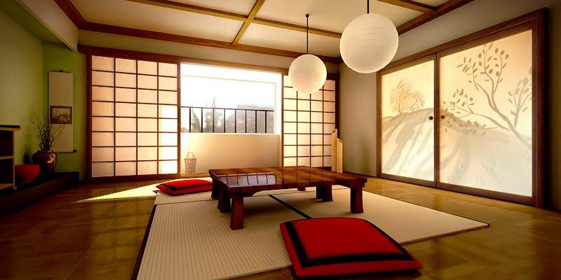 Giấy dán tường Nhật Bản