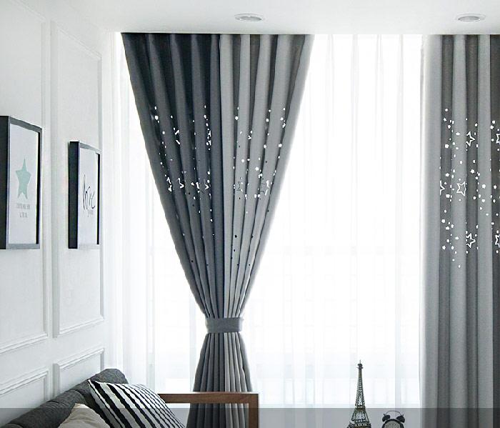 Rèm vải cao cấp