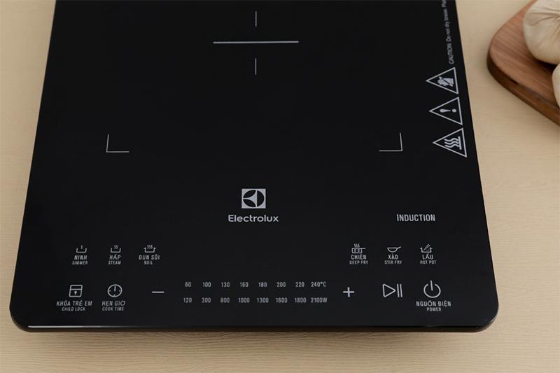 Bếp từ Electrolux ETD42SKA