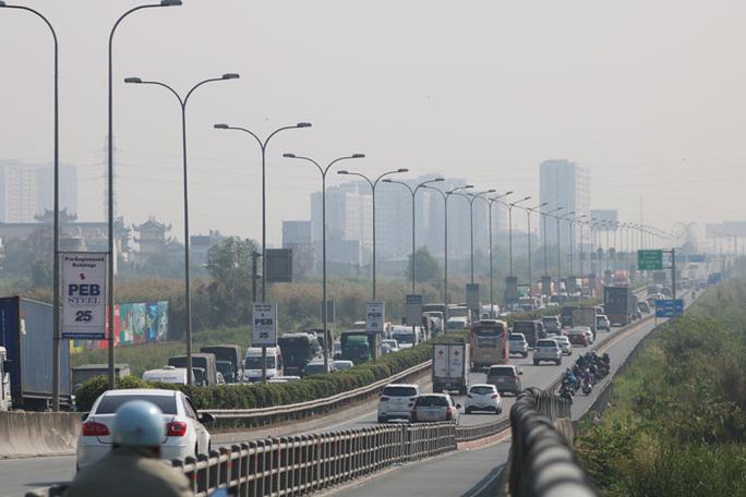 TP HCM đẩy mạnh các dự án hạ tầng - Ảnh 1.